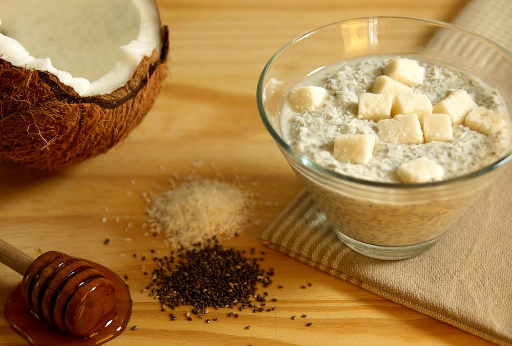 Coconut Chiagurt